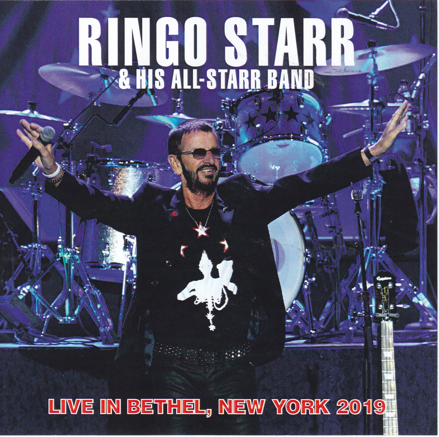 Ringo Starr & His All Starr Band / Live In Bethel New York ...